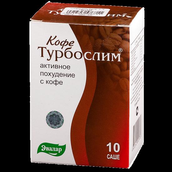 Турбослим Кофе №10