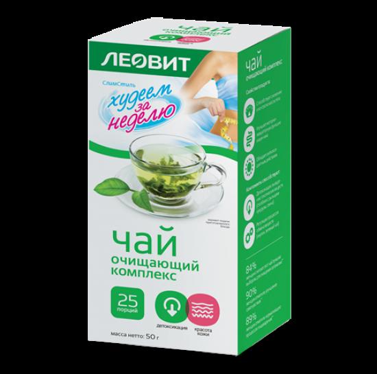 "Чай ""Очищающий комплекс"" №25"