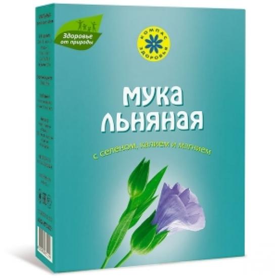 Мука льняная 300 гр