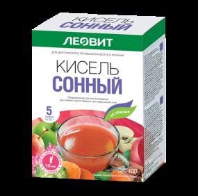 """Кисель """"Сонный"""" №5 пакетиков"""