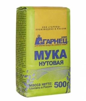Мука нутовая 500 гр
