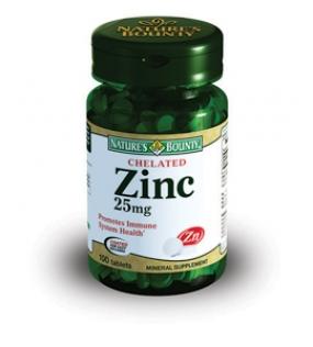 Хелат Цинка 25 мг