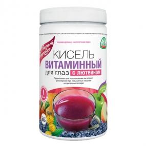 """Кисель """"Витаминный для глаз с лютеином"""" 400 гр."""