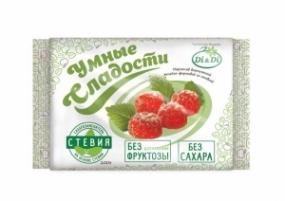 """Мармелад желейно-формовой со стевией """"Умные сладости"""" 200 гр."""