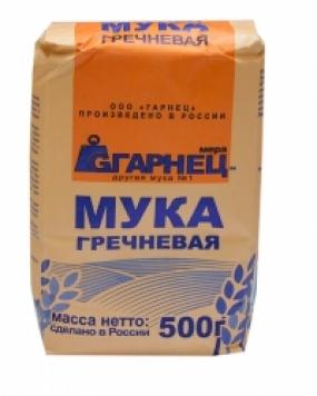 Мука гречневая 500 гр.
