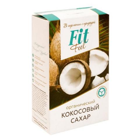 Кокосовый сахар, FitFeel, 200 г
