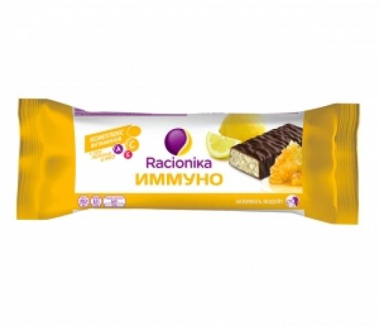 Рационика Иммуно батончик лимон-мед 30 гр.