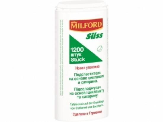 Заменитель сахара Милфорд (Milford Suss) №1200 таб.