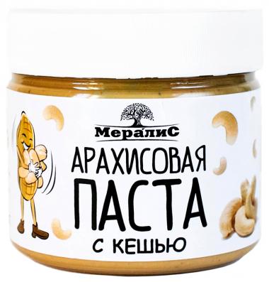 """Арахисовая паста """"С кешью"""", 300 г"""