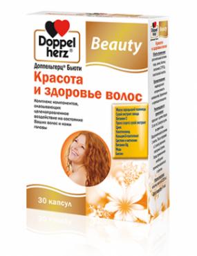 Доппельгерц Бьюти Красота и здоровье волос №30