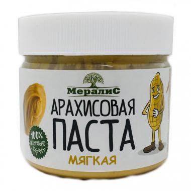 """Арахисовая паста """"Мягкая"""", 300 г"""