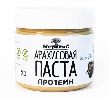 """Арахисовая паста """"Протеин"""", 300 г"""