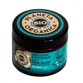PLANETA ORGANICA  Маска для волос Organic Coconut, 300 мл
