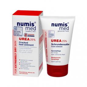 Numis Med Крем для пяток с 25 % мочевиной, 50 мл