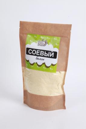 Мука Соевая ЭкоЖизнь крафт 350 гр