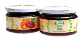 Джем Петродиет Баланс Долголетия вишневый со стевией  240 г
