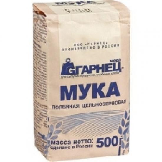 Мука полбяная 500 гр.