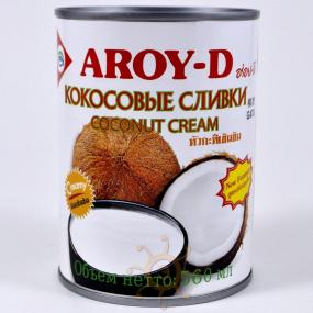 Сливки кокосовые  Aroy-D, 560 мл
