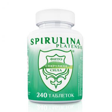 Спирулина - Фитосила 240 табл.