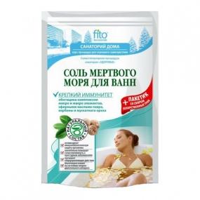 Соль для ванн Мертвого моря Крепкий иммунитет 530 гр.
