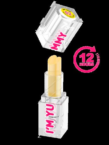 I'M YUMMY Пигмент для губ детка-сладкая конфетка /02 Miracle Pink