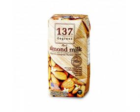 Миндальное молоко 137 Degrees с нектаром кокосовых соцветий 180 мл