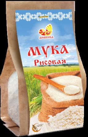 Мука рисовая 300 гр