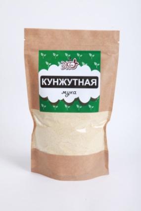Мука Кунжутная ЭкоЖизнь крафт 250 гр