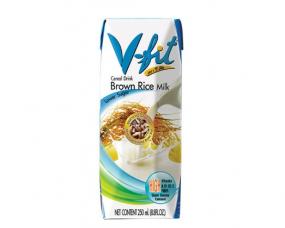 Молоко из коричневого риса без сахара 250 мл