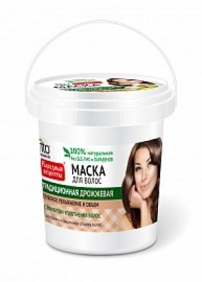 Маска для волос Традиционная дрожжевая  155 мл