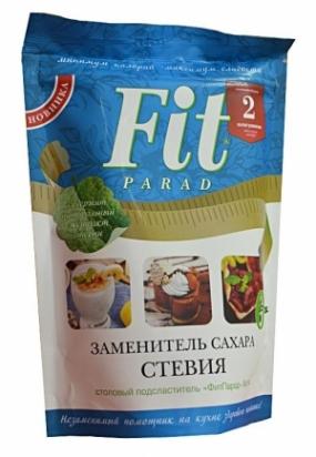ФитПарад №14 на эритритоле и стевии 200 гр