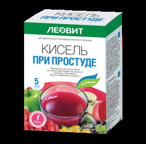 """Кисель """"При простуде"""" №5 пакетиков"""