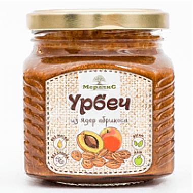 Урбеч из ядер абрикосовых косточек, 230 г