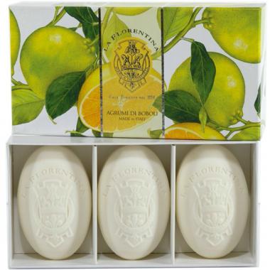 Набор мыла La Florentina Цитрус 150 гр №3