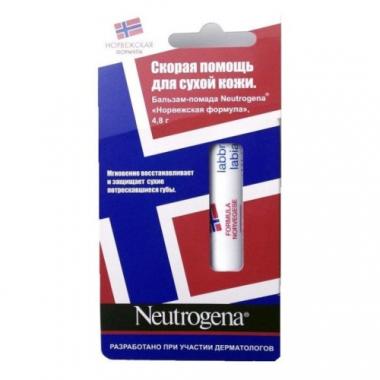 Neutrogena бальзам-помада для губ
