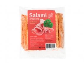 Крекеры со вкусом салями