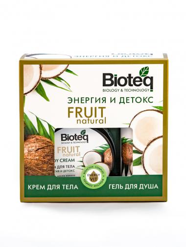 Bioteq fruit natural Набор №5 Энергия и детокс