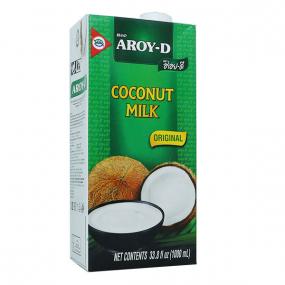 Молоко кокосовое Aroy-D, 1000 мл