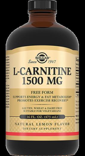 Солгар Жидкий L-карнитин 1500 мг