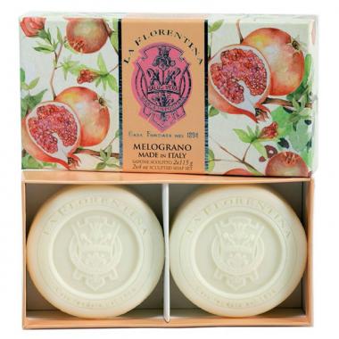 Набор мыла La Florentina Гранат 115 гр №2