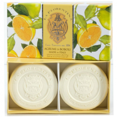 Набор мыла La Florentina Цитрус 115 гр №2
