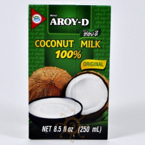 Молоко кокосовое  Aroy-D, 250 мл