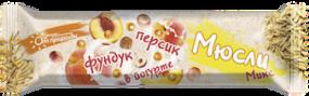 Батончик-мюсли Фундук/Персик в йогурте, 25 г №15