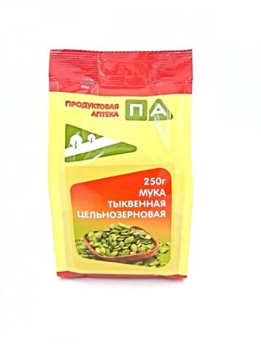 """Мука тыквенная цельнозерновая """"Продуктовая аптека"""", 250 г"""