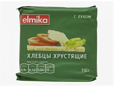Хлебцы хрустящие с луком, 110 г